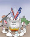 Cartoon: Afghan Election (small) by Afghancartoon tagged 068