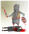 Cartoon: Afghans want Peace and security! (small) by Afghancartoon tagged afghanistan,balkh,helmand,kabul,london,nangarhar,attack
