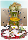 Cartoon: Mineral and Drugs Exploitation ! (small) by Shahid Atiq tagged afghanistan,balkh,helmand,kabul,london,nangarhar,attack