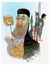 Cartoon: Warlord! (small) by Shahid Atiq tagged afghanistan