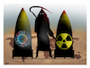 Cartoon: Weapons of mass destruction ! (small) by Shahid Atiq tagged china