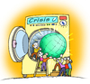 Cartoon: washing machine (small) by gonopolsky tagged crisis,earth,humanity