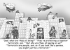 Cartoon: why they watch us? (small) by gonopolsky tagged security