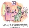 Cartoon: grim lunch (small) by efbee1000 tagged reaper,lunch,adventure,journey