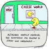 Cartoon: pacman (small) by sardonic salad tagged pacman