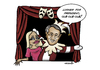 Cartoon: Lugner for President (small) by stewie tagged lugner