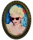 Cartoon: Marie Antoinette (small) by lavi tagged marie,antoinette,french,france,sunglasses,portrait,queen,royalty,royal,monarchy,people,woman,person,famous,history