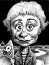 Cartoon: La strada (small) by javad alizadeh tagged masina,la,strada,movie,film,