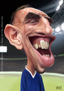 Cartoon: Franck_Ribery (small) by jmborot tagged franck,ribery,caricature,jmborot