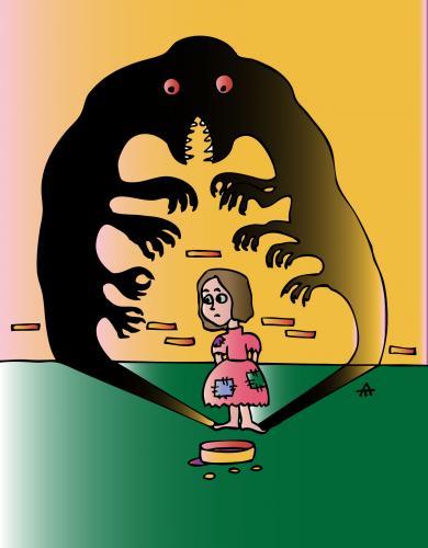 Children By Alexei Talimonov Politics Cartoon TOONPOOL