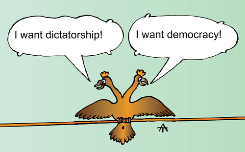 from dictatorship to democrcy pdf