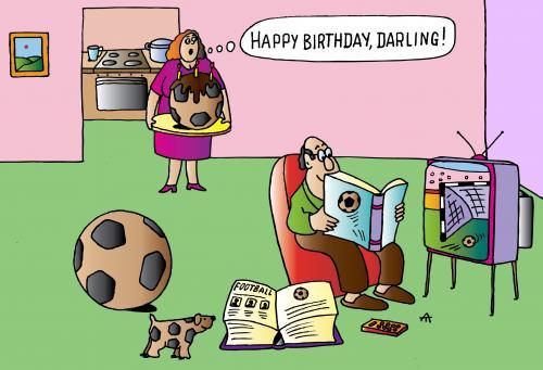 Happy Birthday By Alexei Talimonov