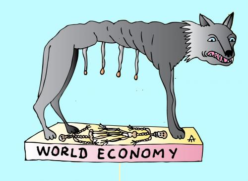 Об отчете МВФ о состоянии мировой экономики