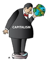 Cartoon: Capitalism (small) by Alexei Talimonov tagged capitalism