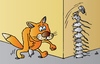 Cartoon: Cat (small) by Alexei Talimonov tagged cat