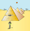 Cartoon: Egyptian Culture (small) by Alexei Talimonov tagged egypt,culture