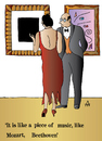 Cartoon: Exhibition (small) by Alexei Talimonov tagged exhibition