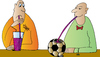 Cartoon: Football (small) by Alexei Talimonov tagged football