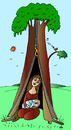 Cartoon: Nature (small) by Alexei Talimonov tagged nature