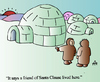 Cartoon: Santa Claus (small) by Alexei Talimonov tagged santa,claus