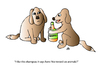 Cartoon: Shampoo (small) by Alexei Talimonov tagged shampoo,animals