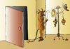 Cartoon: Surprise (small) by Alexei Talimonov tagged surprise