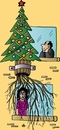 Cartoon: Xmas Tree (small) by Alexei Talimonov tagged xmas,christmas
