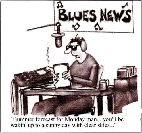 Cartoon: Blues news (medium) by thegaffer tagged blues