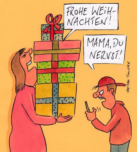 Clipart Weihnachtsgeschenke.Weihnachtsgeschenke By Peter Thulke Education Tech Cartoon