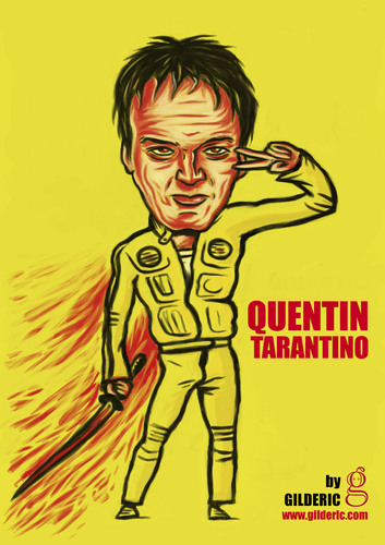 Quentin tarantino adventures in postmodern