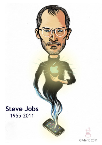 21+ Steve Jobs Cartoon Images Pictures