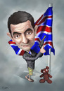 Cartoon: mr bean (small) by elidorkruja tagged mr,bean