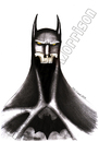 Cartoon: batman (small) by Suat Serkan Celmeli tagged batman