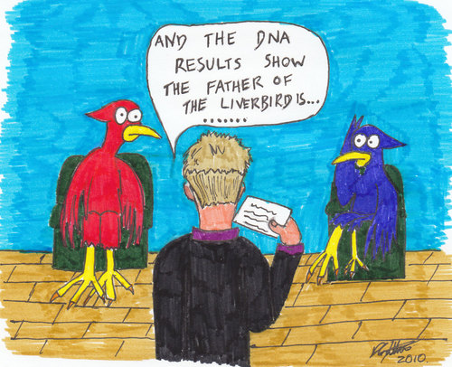 Cartoon: DNA (medium) by harpo tagged liverpooleverton