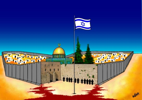 Image result for Jerusalem CARTOON
