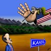 Cartoon: KANDIL (small) by ugur demir tagged mm