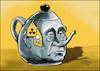 Cartoon: cup of tea? (small) by jean gouders cartoons tagged putin navalni poison kremlin