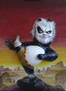 Cartoon: Jack Black-Panda (small) by lloyy tagged jack black kung fu panda cartoon disney actors voice famous people caricature