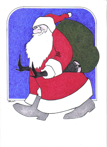 frohe weihnachten by ruditoons religion cartoon toonpool. Black Bedroom Furniture Sets. Home Design Ideas