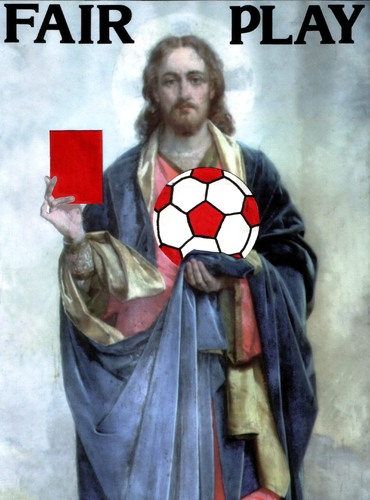 Fair Play By Srba Sports Cartoon Toonpool