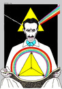 Cartoon: Nikola Tesla (small) by srba tagged nikola,tesla,electricity,inventions