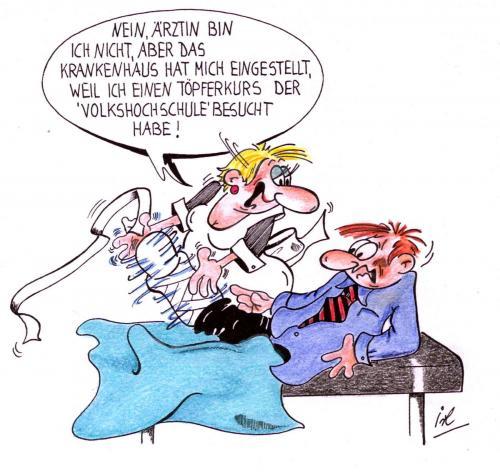 Geile Krankenschwester Heilt Patient Von Leiden
