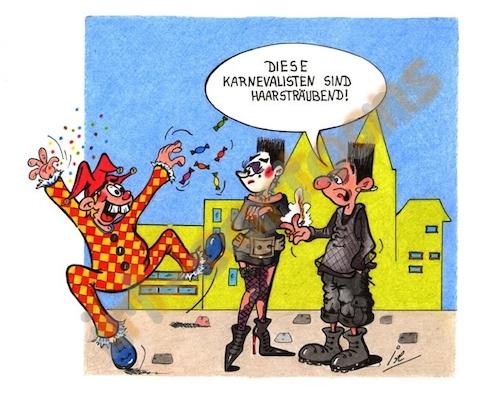 Helau By Irlcartoons Media Culture Cartoon Toonpool