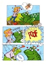 Cartoon: Froschkönig (small) by irlcartoons tagged froschkönig,märchen,love,liebe