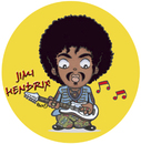 Cartoon: Jimi Hendrix comics (small) by isacomics tagged isacomics,isa,comics,music,caricature