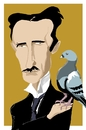 Cartoon: Nikola Tesla (small) by Bravemaina tagged nikola,tesla,inventor,electrical,engineer