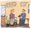 Cartoon: So machen wirs.. (small) by Christian BOB Born tagged ostern,familie,kinder,ostereier,verstecken,suchen