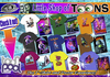 Cartoon: Little Shop of Toons 2012 (small) by elle62 tagged shop,toon,tshirt,poster