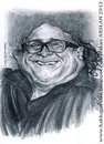Cartoon: Dany DeVito (small) by hakanarslan tagged hakan,arslan,dany,devito