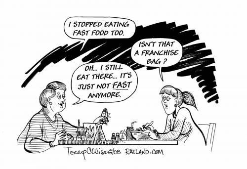 Fast Food Cartoons Cartoon Fast Food Medium by